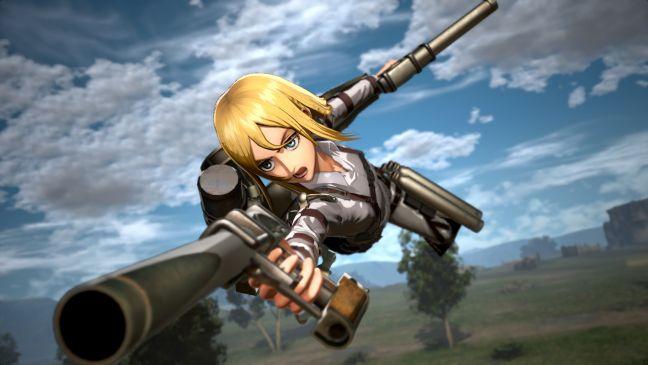 A.O.T. 2: Final Battle - Screenshots - Bild 3