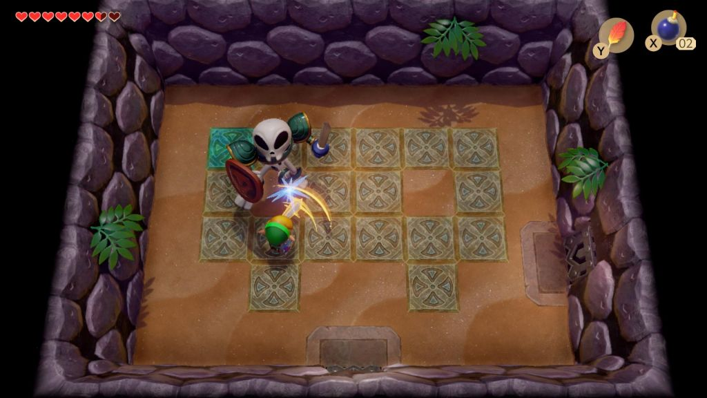 The Legend Of Zelda Links Awakening Remake Erhält Termin