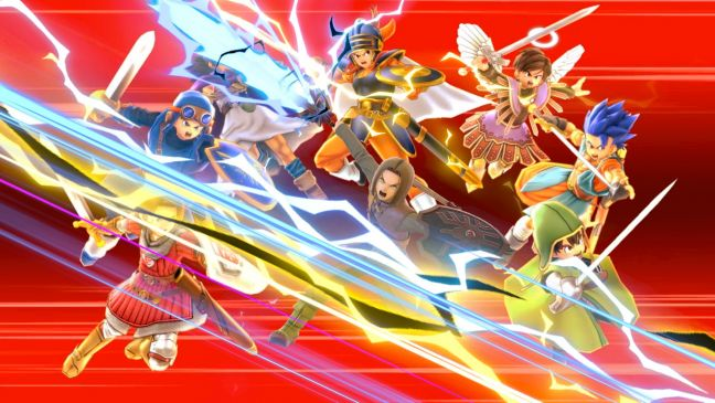 Super Smash Bros. Ultimate - Screenshots - Bild 1
