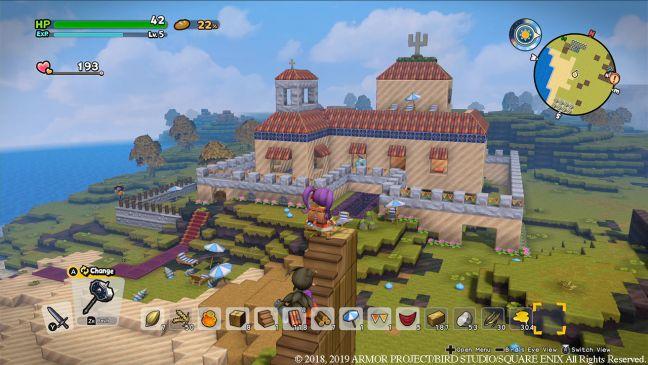 Dragon Quest Builders 2: Das ist der Hammer! - Dragon Quest Builders on