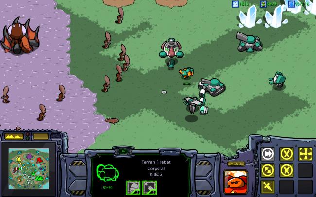 StarCraft: Cartooned - Screenshots - Bild 9