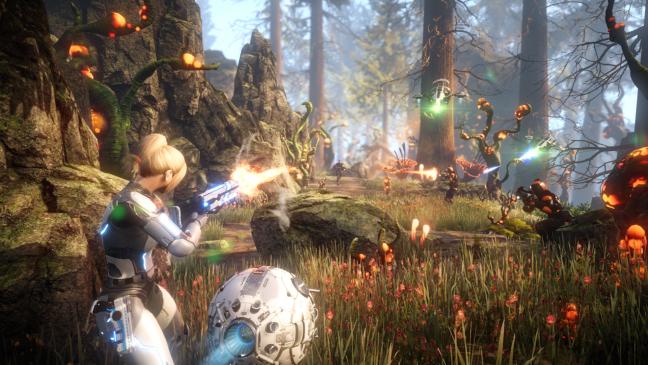 Everreach: Project Eden - Screenshots - Bild 1