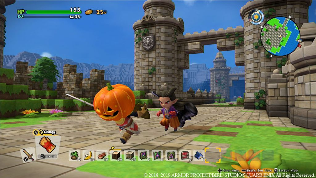 dragon quest builders 2 gestade der entdecker