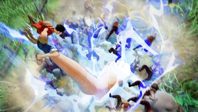 One Piece: Pirate Warriors 4 - Screenshots - Bild 2