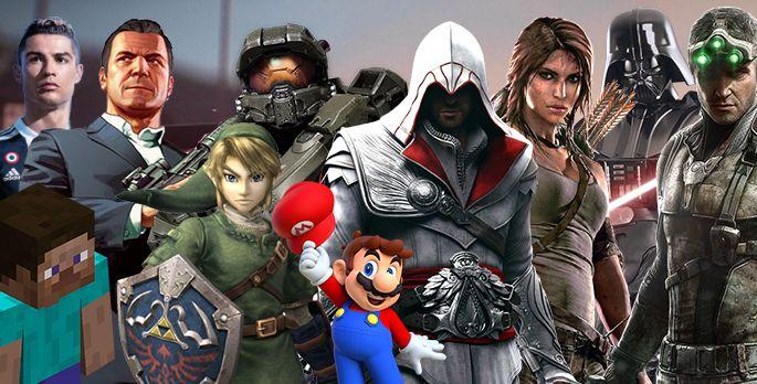 Die 50 erfolgreichsten Videospiel-Serien - Special