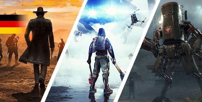 Top 13 Gamescom: Typisch Deutsch - Special