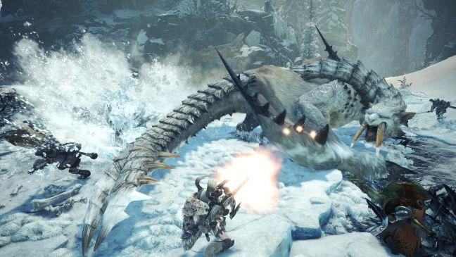 Monster Hunter World: Iceborne - Screenshots - Bild 11