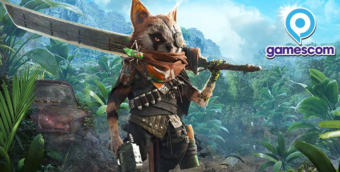 Biomutant - Preview