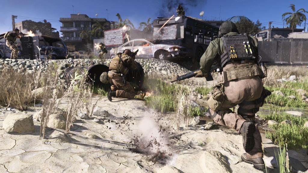 Call of Duty: Modern Warfare: Leak: Sind das alle Maps zum ...