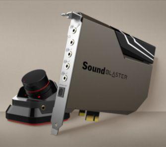 Sound Blaster AE-7 - Test