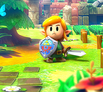 The Legend of Zelda: Link's Awakening - Test