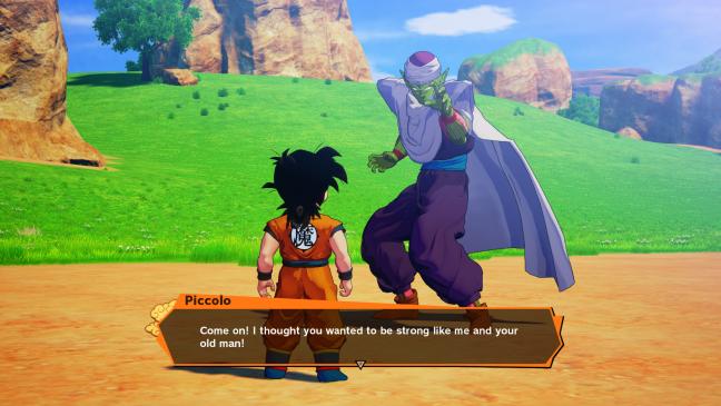 Dragon Ball Z: Kakarot - Screenshots - Bild 11