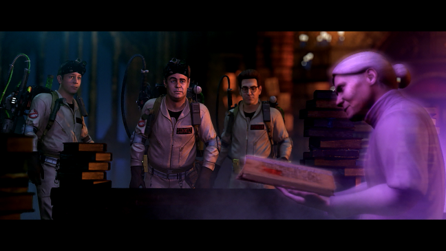 Ghostbusters: The Video Game Remastered - Screenshots - Bild 4