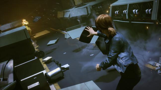 Control - Screenshots - Bild 6