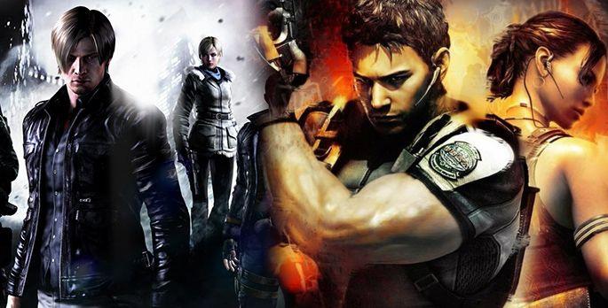 Resident Evil 5 + 6 - Test