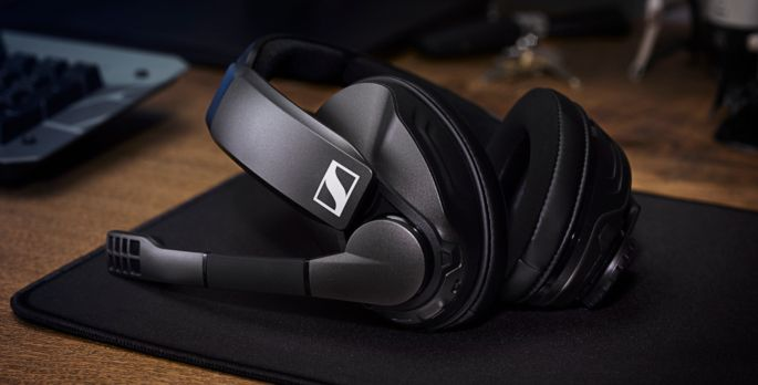 Sennheiser GSP 370 Wireless - Test
