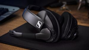 Sennheiser GSP 370 Wireless