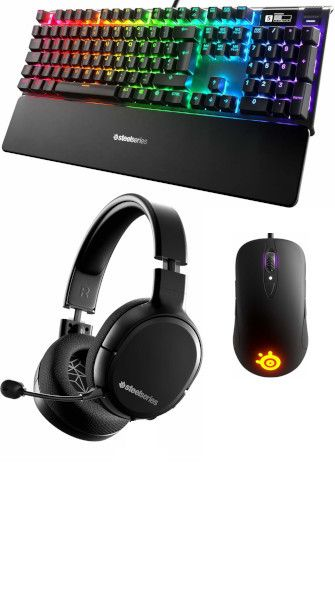 Setup-Test: SteelSeries - Test