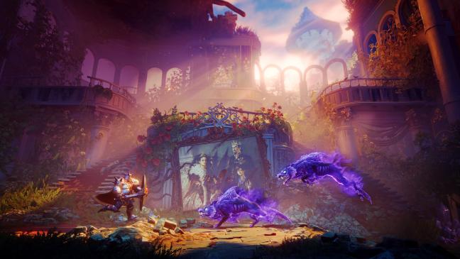 Trine 4: The Nightmare Prince - Screenshots - Bild 4