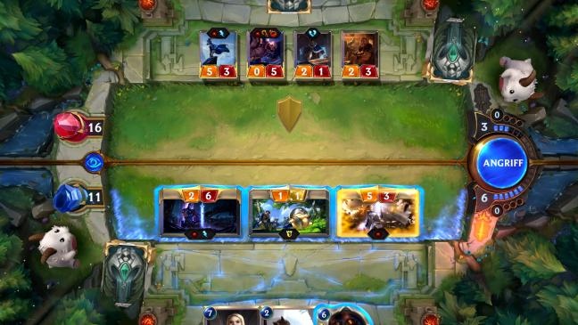 Legends of Runeterra - Screenshots - Bild 9