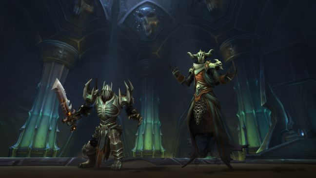 World of WarCraft: Shadowlands - Screenshots - Bild 9