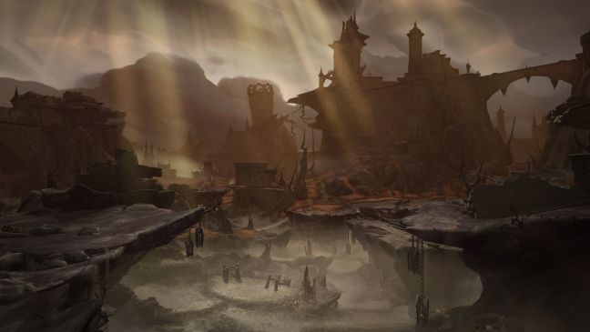 World of WarCraft: Shadowlands - Screenshots - Bild 8