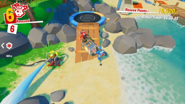 The Stretchers - Screenshots - Bild 8
