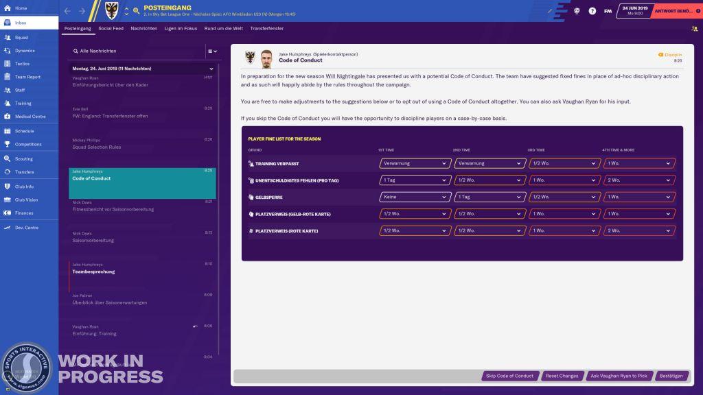 Football Manager 2020 Das Ende Des Wartens Beta Ist Nun