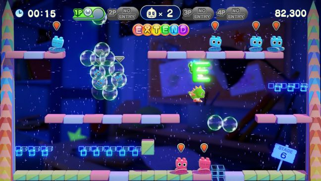 Bubble Bobble 4 - Screenshots - Bild 9