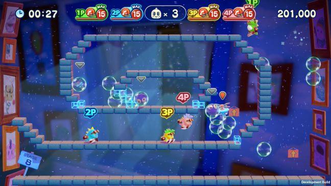 Bubble Bobble 4 - Screenshots - Bild 5