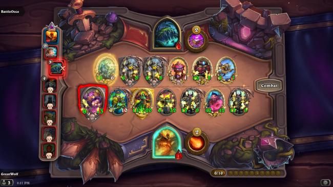 Hearthstone Battlegrounds - Screenshots - Bild 4