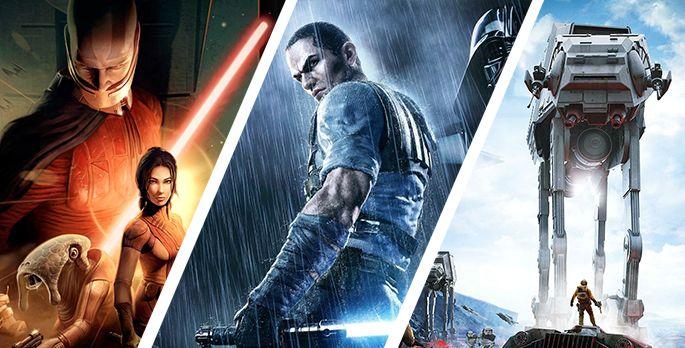 Top 10: Die besten Star-Wars-Spiele - Special