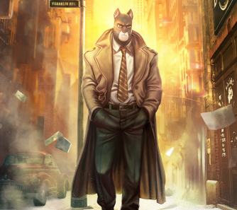 Blacksad: Under the Skin - Test