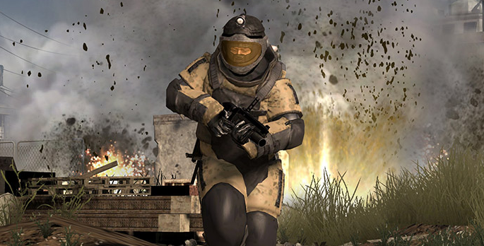 SOCOM: Special Forces - Test