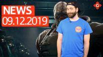 Gameswelt News 09.12.2019 - Mit Resident Evil 3 und Halo Reach!