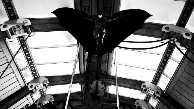 Batman: The Telltale Series - Screenshots - Bild 1