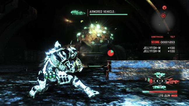Bayonetta & Vanquish - Screenshots - Bild 1