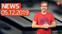 Gameswelt News 05.12.2019 - Mit Xbox Scarlett und Star Wars Battlefront 2!