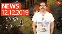 Gameswelt News 12.12.2019 - Mit Wasteland 2 und den Game Awards 2019!