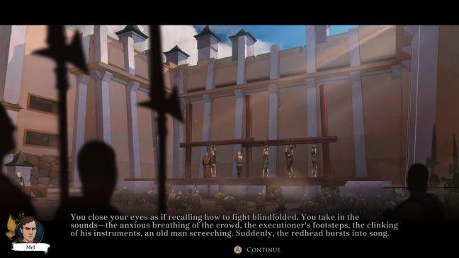 Ash of Gods: Redemption - Screenshots - Bild 12