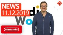 Gameswelt News 11.12.2019 - Mit der Nintendo Indie World und Twitch!