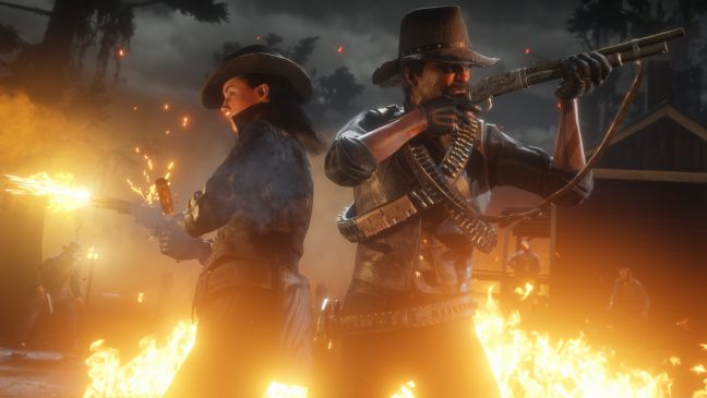 Red Dead Online - Screenshots - Bild 4