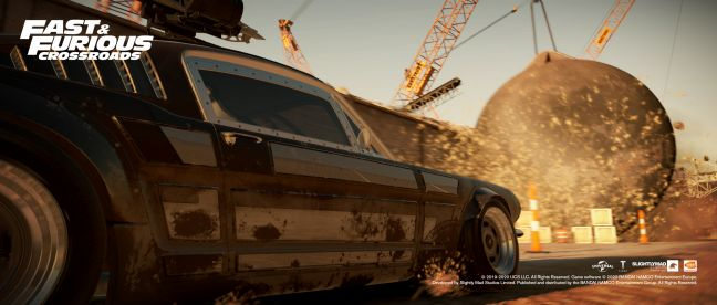 Fast & Furious Crossroads - Screenshots - Bild 5