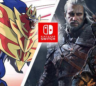 Top 10: Die besten Switch-Spiele 2019 - Special