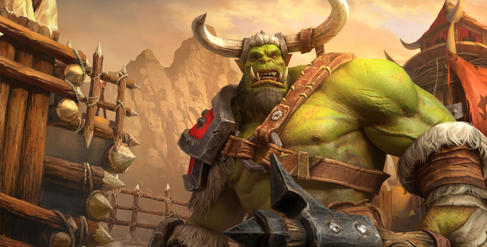 Warcraft 3: Reforged - Test