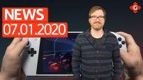 Gameswelt News 07.01.2020 - Mit Alienware und PlayStation 5