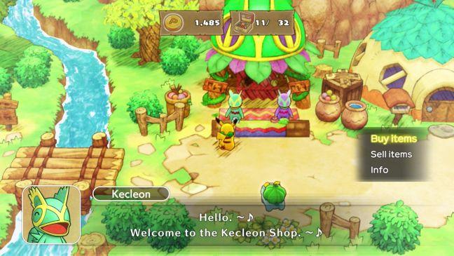 Pokémon Mystery Dungeon: Rescue Team DX - Screenshots - Bild 23