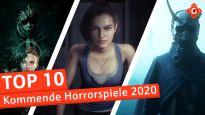 Top 10: Die besten Horror-Spiele 2020 - Das wird ein fantastisches Jahr zum Gruseln!