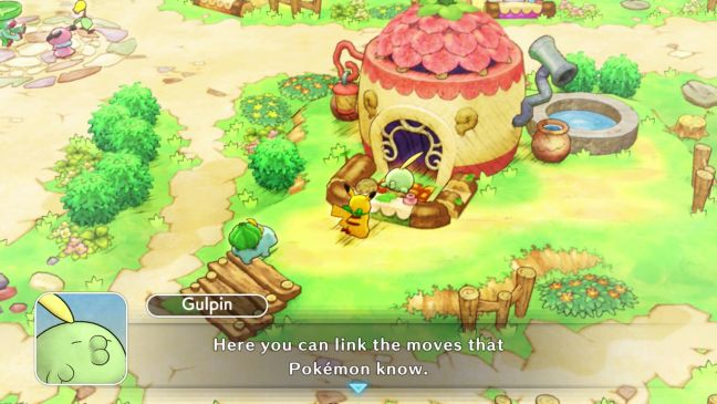 Pokémon Mystery Dungeon: Rescue Team DX - Screenshots - Bild 27