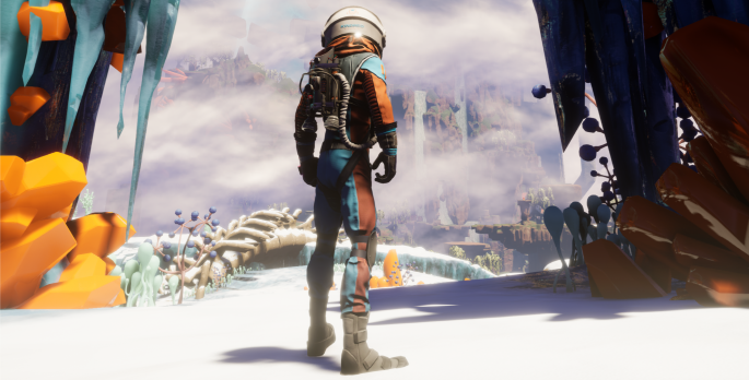 Journey to the Savage Planet - Test